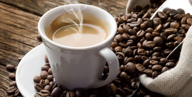 कॉफीच्या पानांपासून चहा