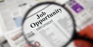 नोकरीच्या नव्या संधी