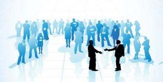 व्यावसायिक नेटवर्किंग