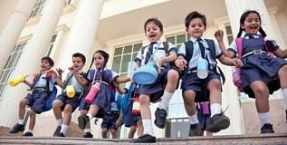 इंग्रजी प्राथमिक शाळांना तूर्तास जीवनदान