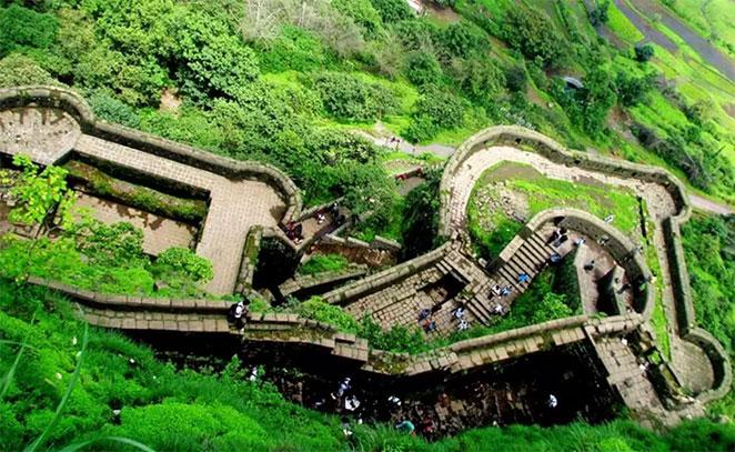 Lohagad-Fort
