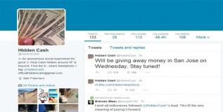 ट्वीटरवर गाजतेय हिडन कॅश अकौंट