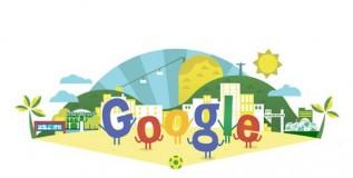फूटबॉल वर्ल्डकप  – गूगलवर खास डूडल