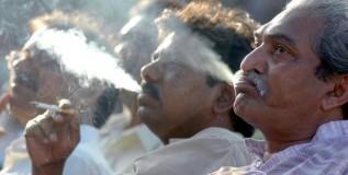 धुम्रपानात कोलकाता देशात अव्वल