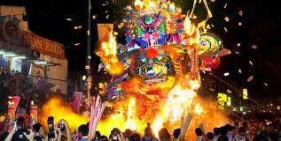 चीन, मलेशिया, सिंगापूरमध्ये घोस्ट फेस्टीव्हल
