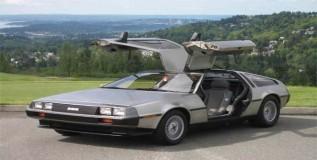 डी लॉरियन- जगातील एकुलती एक कार