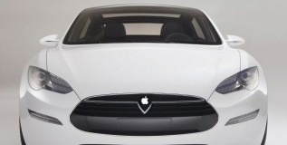 आता अॅपलची ही कार !