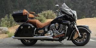 ३७ लाखांची इंडियन मोटारसायकलची 'रोडमास्टर' बाईक