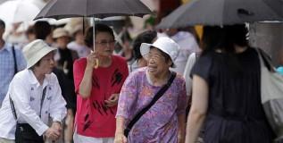 जपानची वृद्धत्वाकडे वेगाने वाटचाल