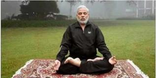 राजपथावर विद्यार्थ्यांसह मोदी करणार योगाभ्यास