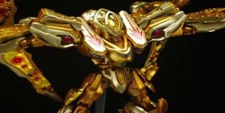 जपानी सोनाराने बनविला सोन्याचा रोबो