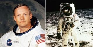 नील आर्मस्ट्राँग चंद्रावर गेलाच नाही