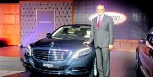भारतीय बाजारपेठेत मर्सिडिजची 'डिझायनो' दाखल