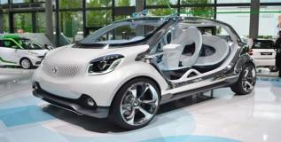 फोरजॉय फ्युचर स्मार्ट कार