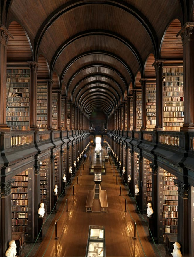 3-Trinity-College-Library,-