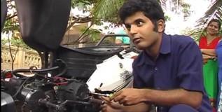 भारतीय विद्यार्थ्याने बनविली सर्वाधिक मायलेज देणारी बाइक