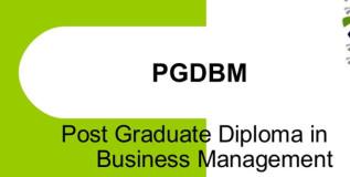 PGDBM