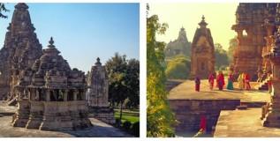 भारतातील हजारो वर्षांपूर्वीची प्रसिद्ध प्राचीन मंदिरे