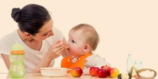 बालकांचा आदर्श आहार