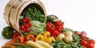 भाज्या; पोषण द्रव्यांचे भांडार
