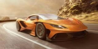 तीरासारखी सुसाट अपोलोची अॅरो रेसिंग कार