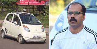 भारताची पहिली चालकरहित कार बंगळुरूत बनली