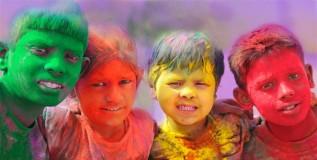 होळीचे रंग हटवण्याचे घरगुती उपाय