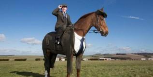हा आहे जगातला पहिला रॉयल घोडा