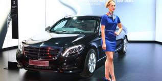 मर्सिडीजची सर्वाधिक सुरक्षित मेबॅक एस-६०० बाजारात