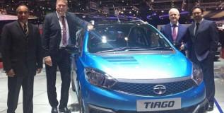 टाटा मोटर्सची 'टिअॅगो' बाजारपेठेत