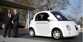 गुगलच्या कारला टक्कर देणार चीनची विनाचालक कार