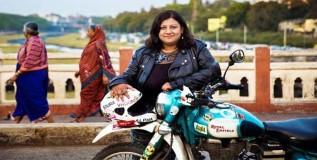 रूमानियम फोटोग्राफरने टिपल्या भारतीय नारींच्या छबी