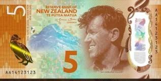 जगातील सुंदर नोटेची मानकरी ठरली न्यूझीलंडची नोट