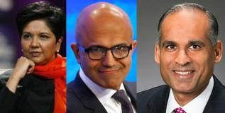 सर्वाधिक वेतन घेणा-या सीईओंच्या यादीत ३ भारतीय