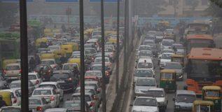 दिल्लीचा प्रदूषित शहरांच्या यादीत समावेश नाही
