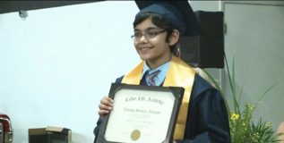 अमेरिकेत १८ व्या वर्षी डॉक्टर होणार भारतीय वंशाचा मुलगा
