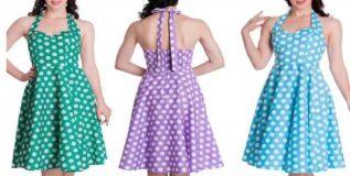 पोलका डॉटस – एव्हरग्रीन फॅशन