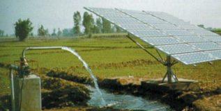 वर्षभरात ६५ हजार सौर पंप बसवून भारताचा जागतिक विक्रम