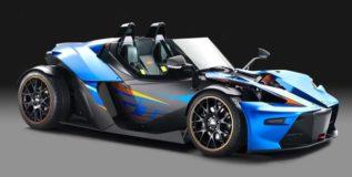 केटीएम एक्स बो जीटी स्पोर्टस कार