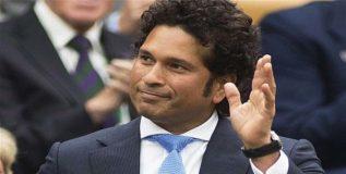 गरीब मुलांना क्रिकेटसाठी सचिनचा मदतीचा हात