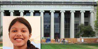 अमेरिकेतील एमआयटीमध्ये शाळेत न गेलेल्या विद्यार्थिनीचा प्रवेश