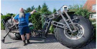 वजनदार बाईक