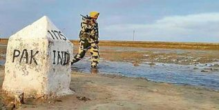 सीमा सुरक्षा जवानांना शेतकर्यांचीही साथ