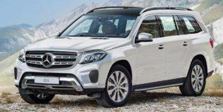 'मर्सिडीज-बेंझ'ची जीएलएस ४०० मॅट्रिक बाजारात दाखल