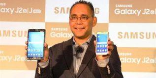 जे सिरीजचे दोन स्मार्टफोन्स सॅमसंगने केले लाँच