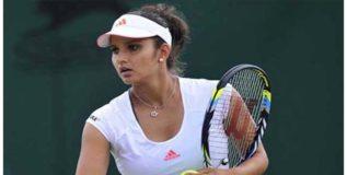 सानिया मिर्झा जागतिक टेनिस क्रमवारीत नंबर वन