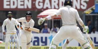 भारत नं. १: न्यूझीलंडला चौथ्या दिवशी नमविले