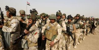 मोसुल शहरात घुसले ४० हजार सैनिक घुसले