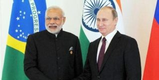 विविध क्षेत्रातील १६ महत्त्वपूर्ण करारांवर भारत-रशियाची सहमती