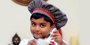 ६ वर्षाचा चिमुकला दररोज कमवतो १ लाख रुपये